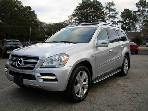2012 Mercedes-Benz GL-Class for sale at South Atlanta Motorsports in Mcdonough GA