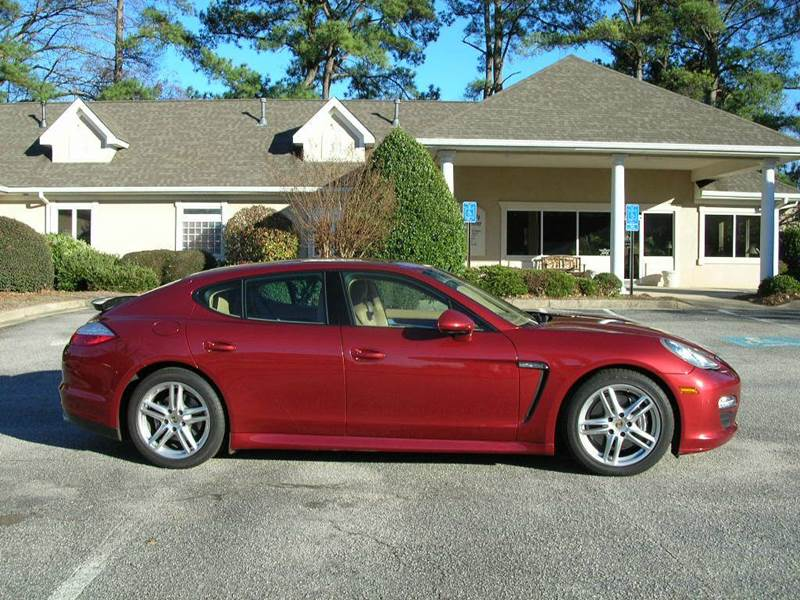 2012 Porsche Panamera for sale at South Atlanta Motorsports in Mcdonough GA
