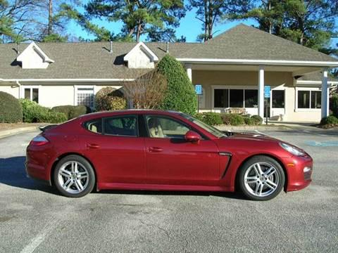 2012 Porsche Panamera for sale at South Atlanta Motorsports in Mcdonough GA