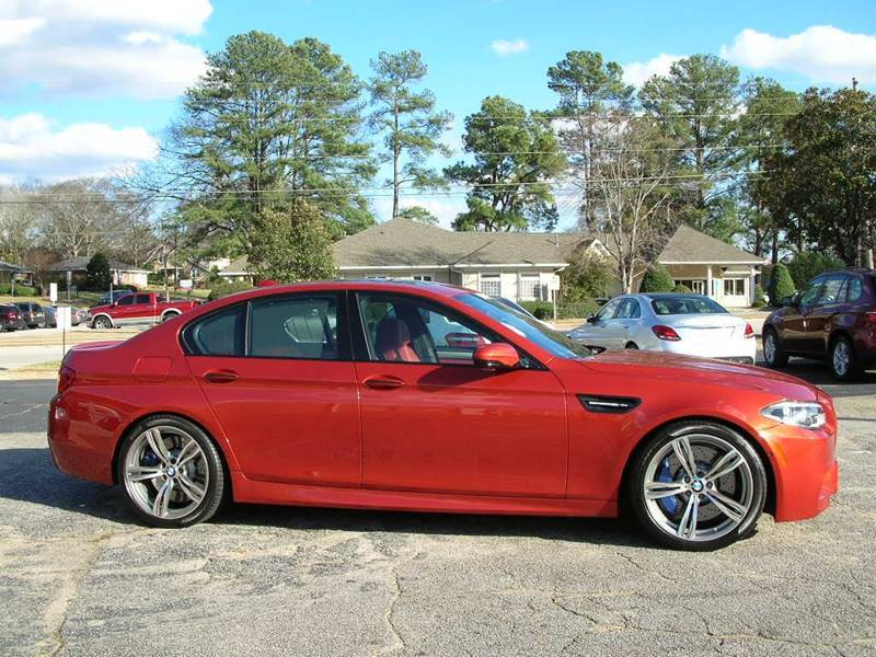2014 BMW M5 4dr Sedan - Mcdonough GA