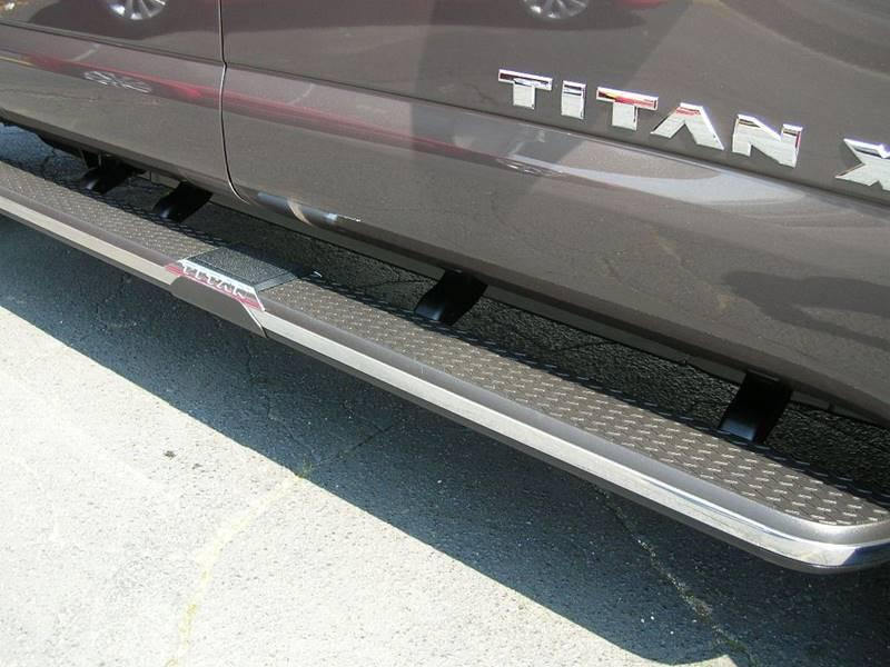 2016 Nissan Titan XD 4x2 SL 4dr Crew Cab Pickup (Diesel) - Mcdonough GA