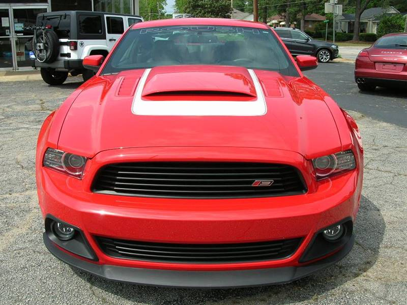 2014 Ford Mustang GT Premium 2dr Coupe - Mcdonough GA