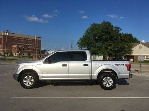 2015 Ford F-150 for sale in Claremore, OK