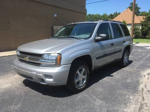 2005 Chevrolet TrailBlazer for sale in Claremore, OK