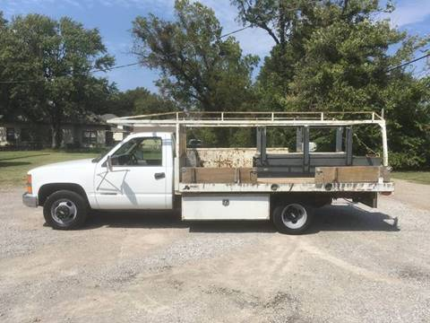 1999 Chevrolet C/K 3500 Series for sale in Claremore, OK