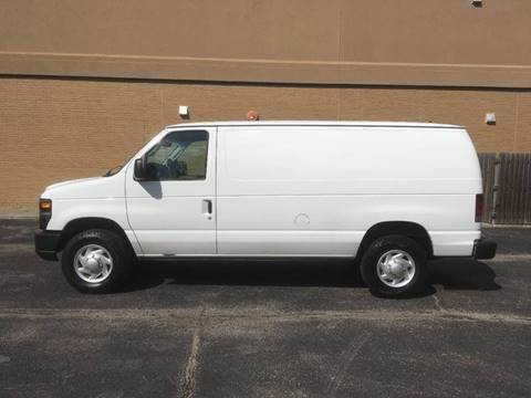 2008 Ford E-Series Cargo for sale in Claremore, OK