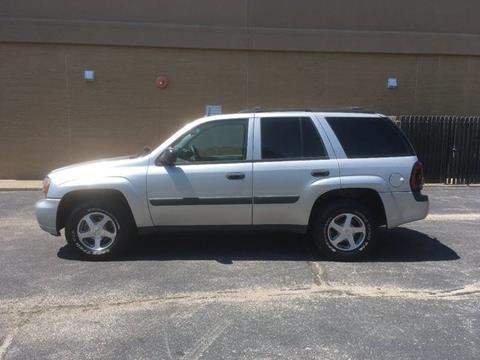 2005 Chevrolet TrailBlazer for sale in Claremore, OK
