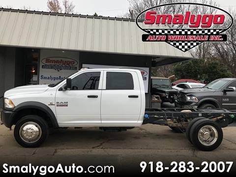 2014 RAM Ram Chassis 5500 for sale in Claremore, OK