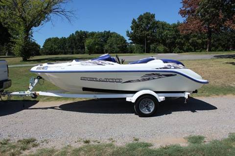2001 Sea-Doo Sportster LE for sale in Claremore, OK