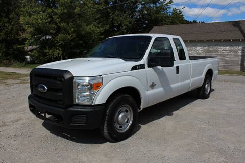 2011 Ford F-250 Super Duty for sale in Claremore, OK