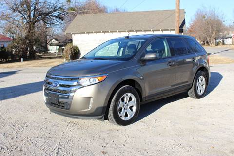 2013 Ford Edge for sale in Claremore, OK