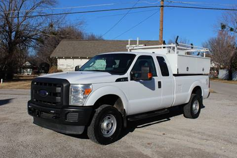 2012 Ford F-250 Super Duty for sale in Claremore, OK