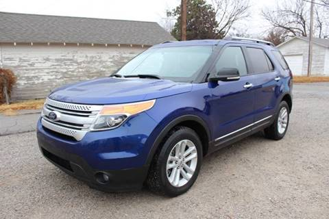 2013 Ford Explorer for sale in Claremore, OK