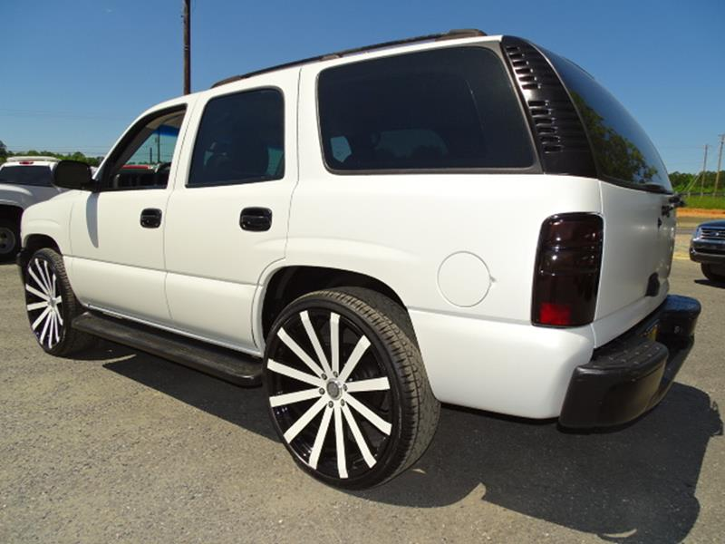 2003 Chevrolet Tahoe for sale at All City Auto Sales in Indian Trail NC