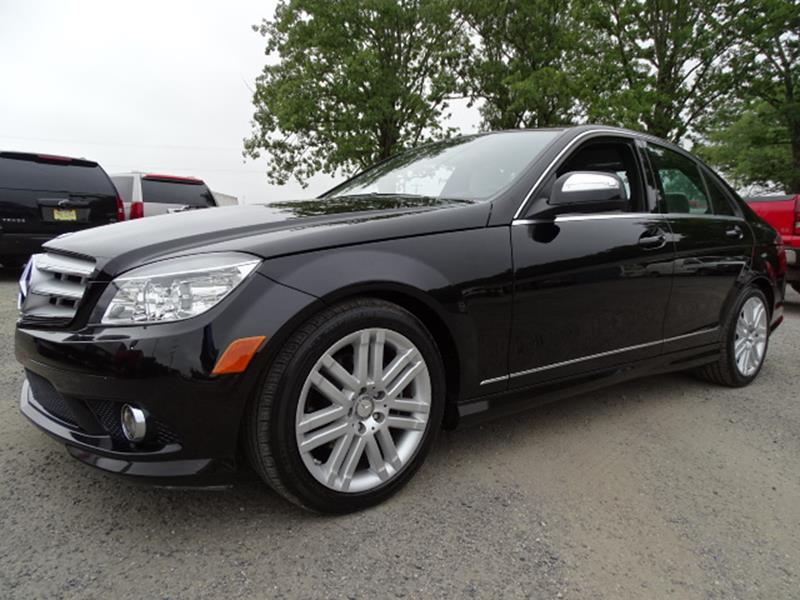 2009 Mercedes-Benz C-Class for sale at All City Auto Sales in Indian Trail NC
