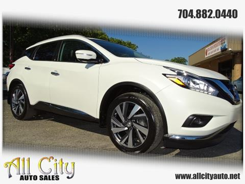 2015 Nissan Murano for sale in Indian Trail, NC