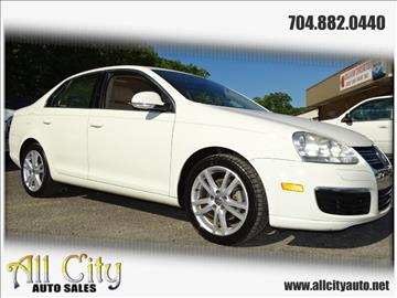 2005 Volkswagen Jetta for sale at All City Auto Sales in Indian Trail NC