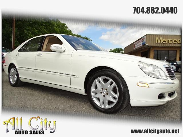 2003 Mercedes-Benz S-Class for sale at All City Auto Sales in Indian Trail NC
