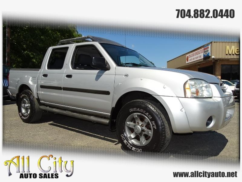 2004 Nissan Frontier for sale at All City Auto Sales in Indian Trail NC