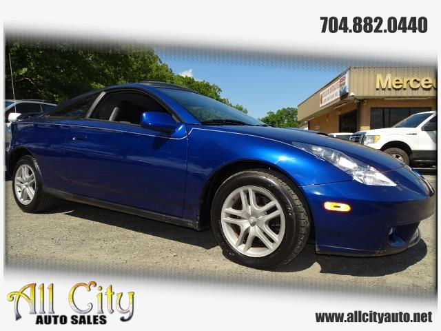 2002 Toyota Celica for sale at All City Auto Sales in Indian Trail NC