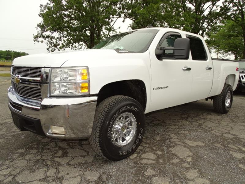 2007 Chevrolet Silverado 2500HD for sale at All City Auto Sales in Indian Trail NC