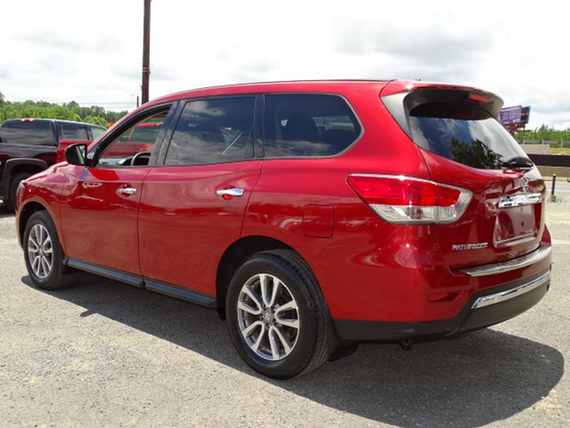 2014 Nissan Pathfinder for sale at All City Auto Sales in Indian Trail NC