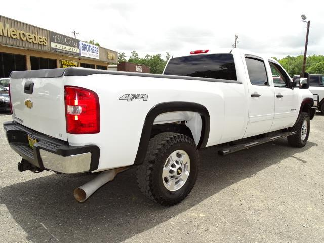 2012 Chevrolet Silverado 2500HD for sale at All City Auto Sales in Indian Trail NC