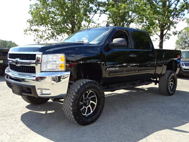 2009 Chevrolet Silverado 2500HD for sale at All City Auto Sales in Indian Trail NC
