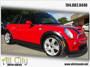 2007 MINI Cooper for sale at All City Auto Sales in Indian Trail NC