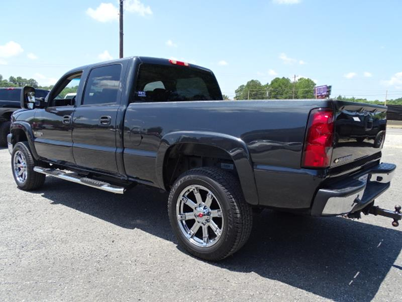 2005 Chevrolet Silverado 2500HD for sale at All City Auto Sales in Indian Trail NC