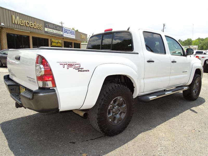2011 Toyota Tacoma for sale at All City Auto Sales in Indian Trail NC