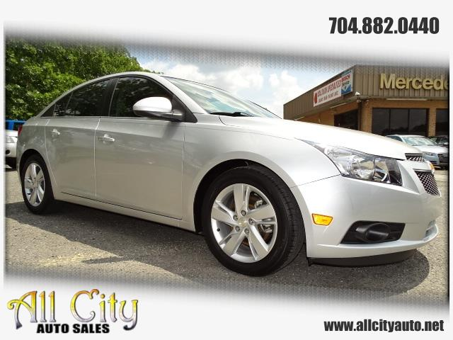 2014 Chevrolet Cruze for sale at All City Auto Sales in Indian Trail NC