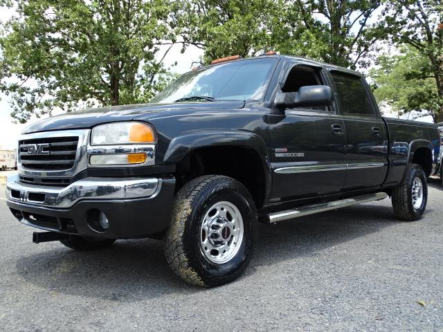2005 GMC Sierra 2500HD for sale at All City Auto Sales in Indian Trail NC