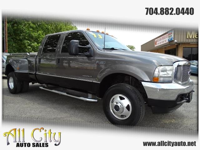 2002 Ford F-350 Super Duty for sale at All City Auto Sales in Indian Trail NC