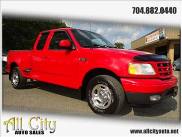 2003 Ford F-150 for sale at All City Auto Sales in Indian Trail NC