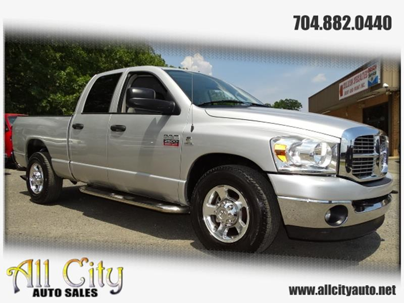 2009 Dodge Ram Pickup 2500 for sale at All City Auto Sales in Indian Trail NC