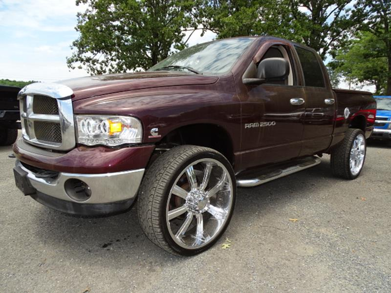 2005 Dodge Ram Pickup 2500 for sale at All City Auto Sales in Indian Trail NC