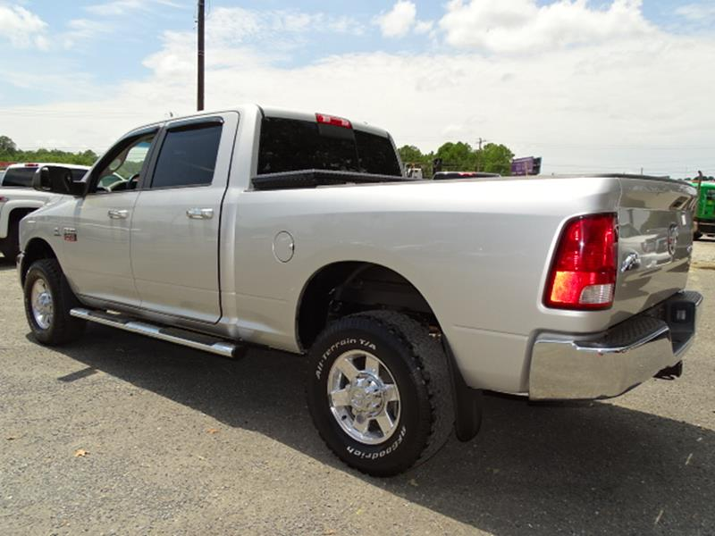 2012 RAM Ram Pickup 2500 for sale at All City Auto Sales in Indian Trail NC