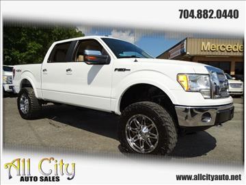 2010 Ford F-150 for sale at All City Auto Sales in Indian Trail NC