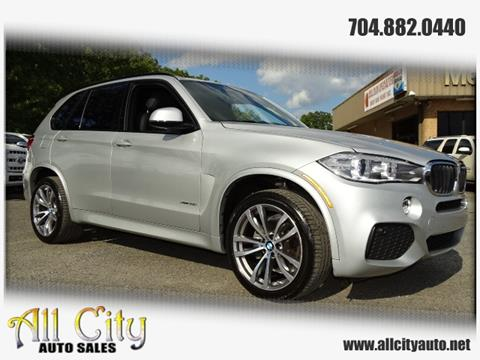 2014 BMW X5 for sale at All City Auto Sales in Indian Trail NC