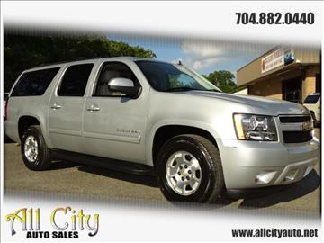 2013 Chevrolet Suburban for sale at All City Auto Sales in Indian Trail NC