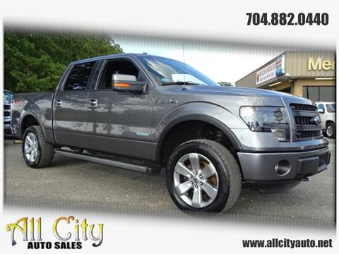 2013 Ford F-150 for sale at All City Auto Sales in Indian Trail NC