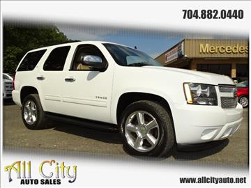2011 Chevrolet Tahoe for sale at All City Auto Sales in Indian Trail NC