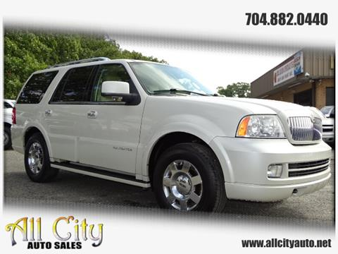 2006 Lincoln Navigator for sale at All City Auto Sales in Indian Trail NC