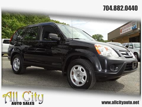 2006 Honda CR-V for sale at All City Auto Sales in Indian Trail NC