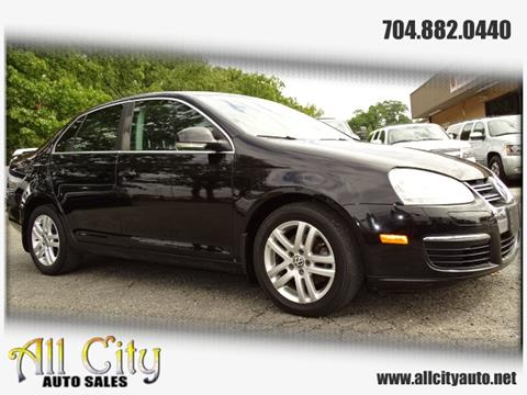 2007 Volkswagen Jetta for sale at All City Auto Sales in Indian Trail NC