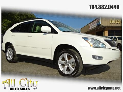 2007 Lexus RX 350 for sale at All City Auto Sales in Indian Trail NC