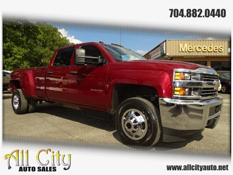 2015 Chevrolet Silverado 3500HD for sale at All City Auto Sales in Indian Trail NC