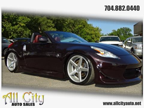 2010 Nissan 370Z for sale at All City Auto Sales in Indian Trail NC