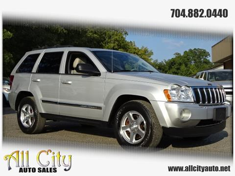 2007 Jeep Grand Cherokee for sale at All City Auto Sales in Indian Trail NC